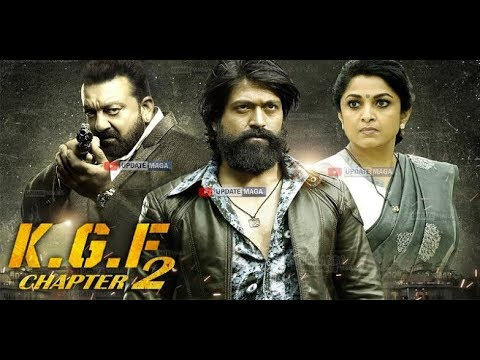 KGF 2 Trailer #KGF 2 Official Trailer | Hindi | Yash | Sanjay Dutt|  sreenidhi (Fan Made)