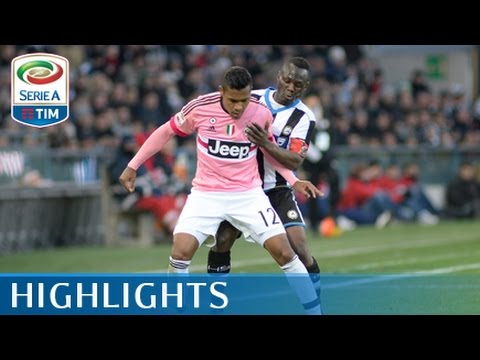 Udinese - Juventus 0-4 - Highlights - Matchday 20 - Serie A TIM 2015/16