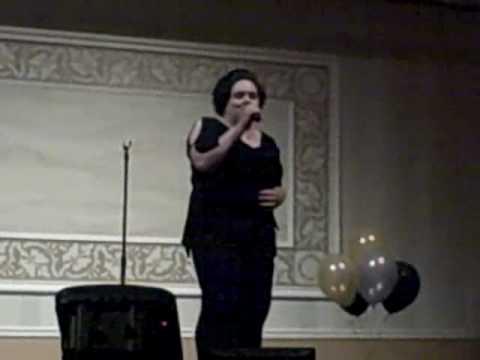 Kristina Clark Berkshire Karaoke Idol 2010