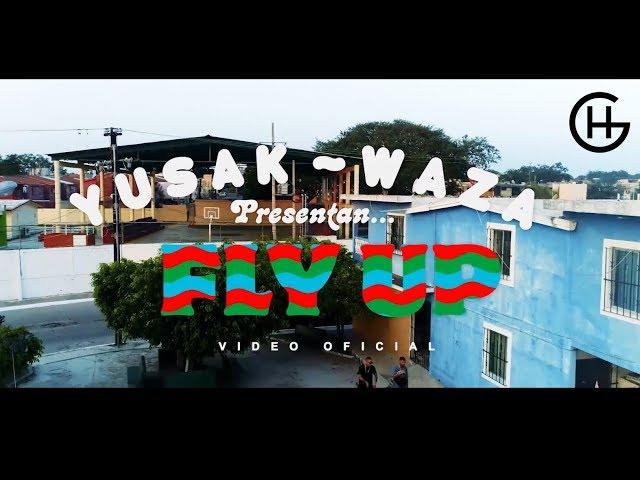 LA SANTA GRIFA - FLY UP (WAZA, YUSAK)