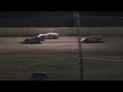 Moler Raceway Park | 8/24/18 | Ike Moler Memorial | Late Models | Heat 1