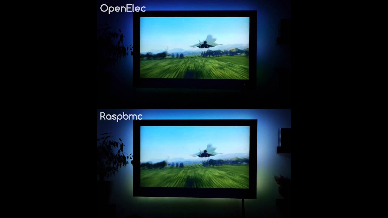 Configuring boblight on OpenElec | Raspberry-at-home com