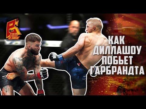 Как Диллашоу побьет Гарбрандта. Техника бойцов UFC Ти Джей Диллашоу и Коди Гарбрандт UFC 227
