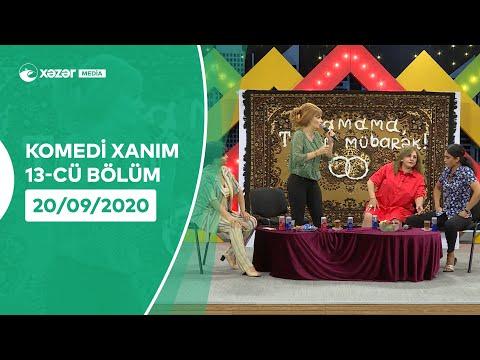 Komedi Xanım (13-cü Bölüm ) 20.09.2020