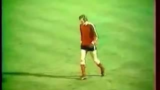 ECCC 1975-76. Semi-finals. PSV Eindhoven - AS Saint-Étienne - 0:0. Highlights.