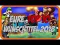 Top 10: Eure Wunschspiele für Nintendo Switch in 2018