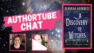 A Discovery of Witches Book Talk | AUTHORTUBE CHAT