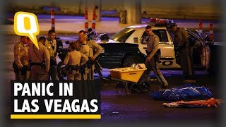 Las Vegas Shootout: People Run for their lives - The Quint