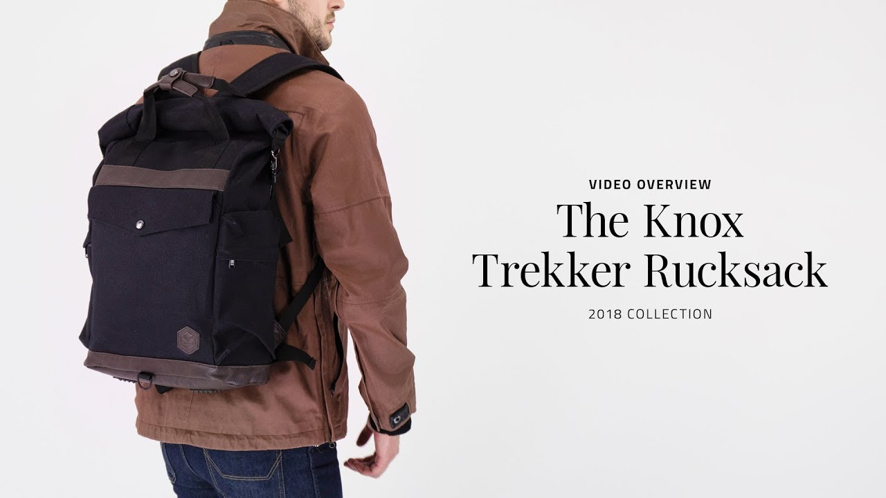 c3631e4d3884 Knox Trekker Motorcycle Rucksack - The official overview from Knox ...