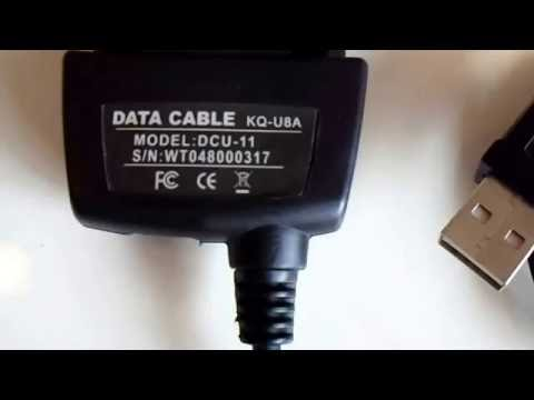 SONY ERICSSON DCU-11 USB CABLE 64BIT DRIVER DOWNLOAD