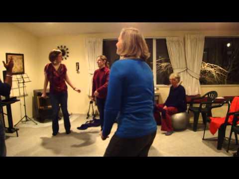 M4H01046 PMO Leadership Boot Camp YouTube Karaoke Dancing