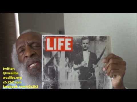 Baba Dick GREgory Proves Lee Harvey Oswald Is INnocent