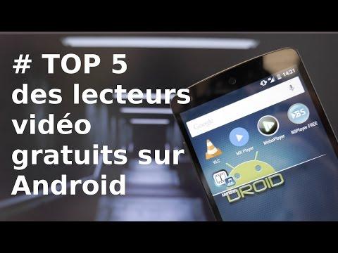 [TOP 5] Lecteurs vidéo gratuits sur Android