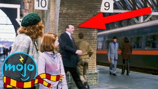 ¡Top 10 AGUJEROS en la TRAMA de Harry Potter!