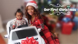 Our First Christmas Together! | Vlogmas Day 18