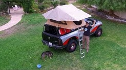 ARB Roof Top Tent Mount to this Dodge Ram 1500 Easy-Peasy