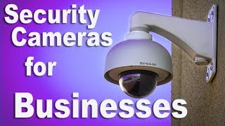 Houston Security Cameras for businesses – Recommendation (Lighthouse)