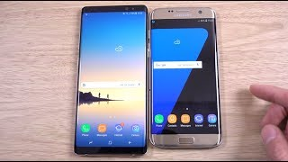 Samsung Galaxy S7 Edge Samsung Experience 9 Android 8.0 - Review!