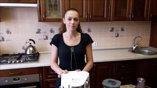 Кухонная машина KENWOOD KM280 Обзор моей кухонной машины