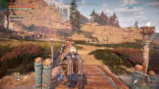Horizon Zero Dawn PC - 4K Benchmark and Gameplay - Ultra Settings 10700k