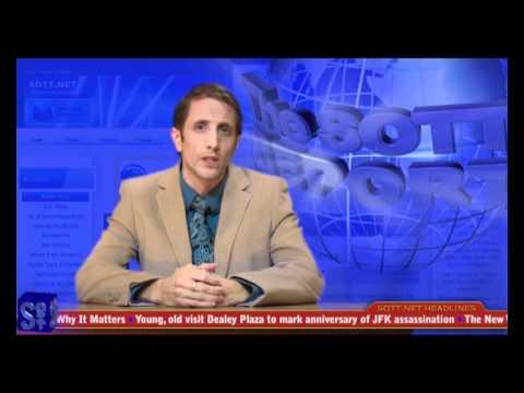 "The SOTT Report #2 -- The Irish ""banking"" meltdown & TSA feel-ups"