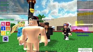 [Roblox] People doing oder..