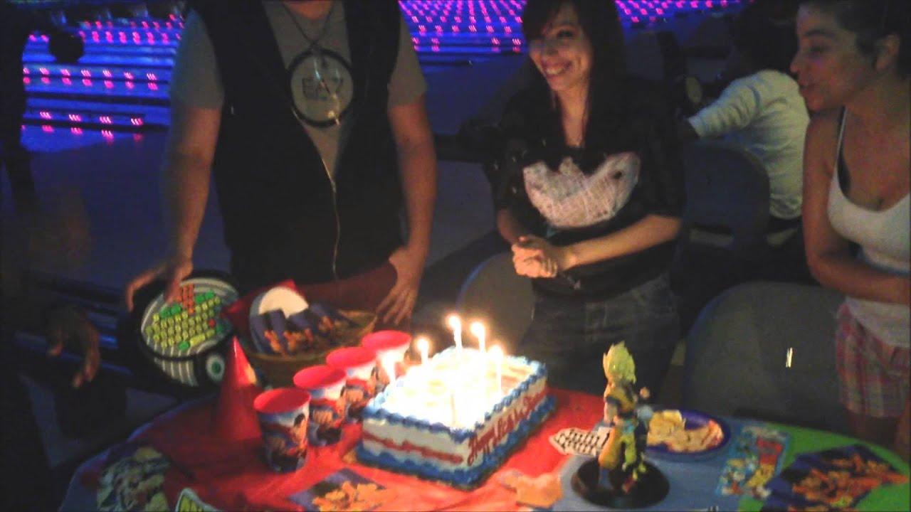 SSGoshin4s Dragon Ball Z Birthday Party Special Unboxing 67
