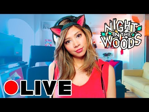 CREEPY KITTEN NIGHTMARES (Live!) - Night In The Woods (END)