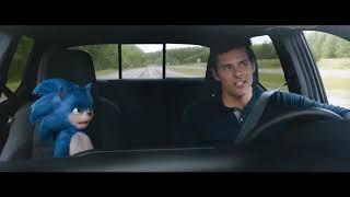 Sonic the Hedgehog trailer goes with ricaardo milos song Dota Basshunter