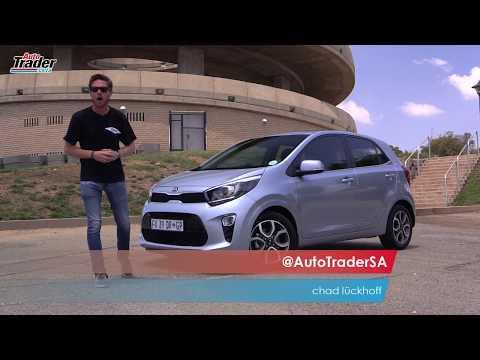 2017 Kia Picanto 1.2 Smart - car review