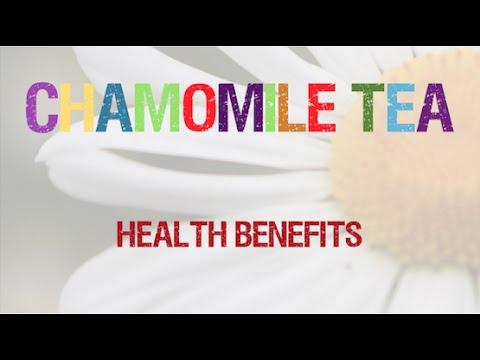 Chamomile Tea Benefits | Herbal Medicine