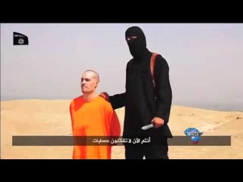 Foley beheading goes viral