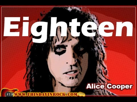 i 39 m eighteen alice cooper cover by strange brew project. Black Bedroom Furniture Sets. Home Design Ideas