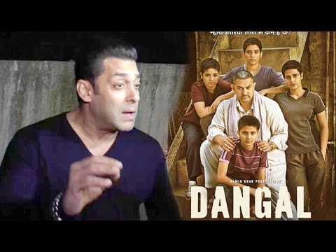 DANGAL Movie Review By Salman Khan Will Blow Your Mind -1000 Crores -  'Aamir Khan's Best Movie'