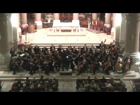 Orchestre Philharmonique de Provence - Symphonie n° 8 d'Antonín Dvořák.