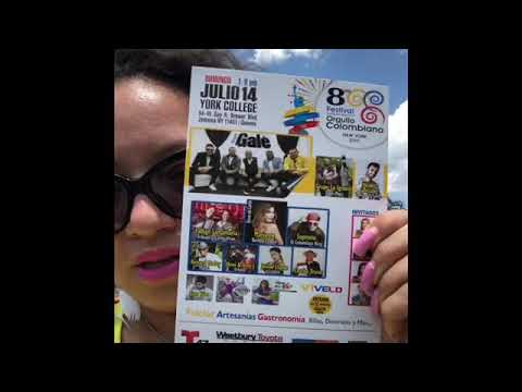 Review - Festival Independencia Orgullo Colombiano 2019