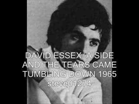 David Es..A side. And The Tears Came Tumbling Down.1965 1