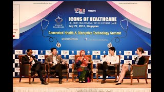 3rd Icons of Healthcare Summit & Awards, Singapore 2018