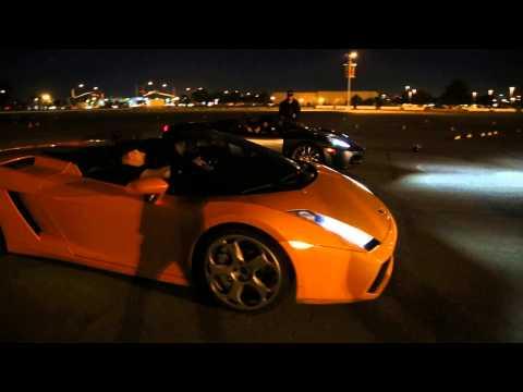 Lamborghini Gallardo Gotham Dream Cars