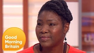 Why Do Black Women Feel Like They Can't Wear Their Hair Naturally? | Good Morning Britain