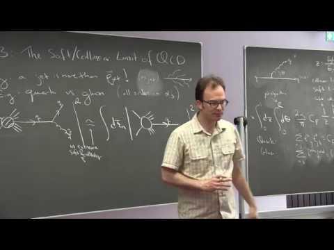 Jesse Thaler (MIT): Jet Physics - Lecture 3