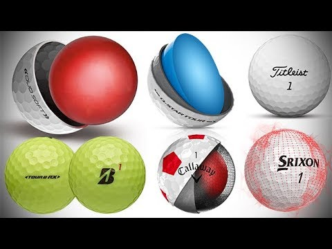best golf balls of 2018 youtube. Black Bedroom Furniture Sets. Home Design Ideas