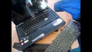 Toshiba Keyboard Replacement - Satellite Laptop thumbnail