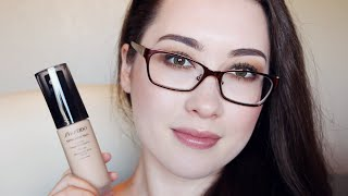 NEW Shiseido Synchro Skin Lasting Liquid Foundation