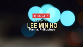 B/TV: Lee Min Ho for BENCH 2014, Behind the Scenes