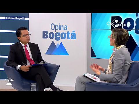 Opina Bogotá-Río Bogotá: entrevista a Carolina Castillo, gerente del Acueducto