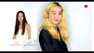It's time for your client to go bold with Mellow Yellow Hair! Check...