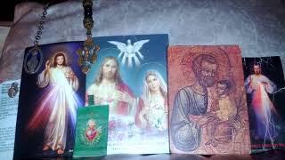 Holy Rosary 59 - last decade missing: Go to St. Joseph 153 Holy Rosary Novena