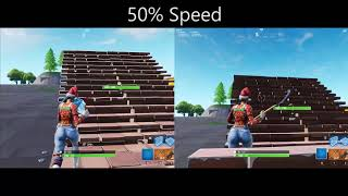 Fortnite Tips: 90s with Floors vs. without Floors