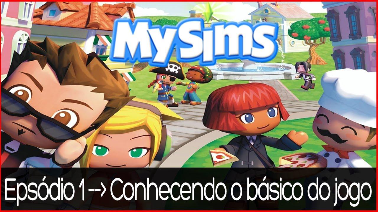 my sims jogo